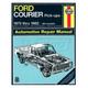 1AMNL00201-1972-82 Ford Courier Haynes Repair Manual