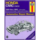 1AMNL00205-1980-83 Honda Civic Haynes Repair Manual