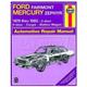 1AMNL00206-1978-83 Ford Fairmont Mercury Zephyr Haynes Repair Manual