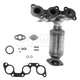 1AEEM00786-Lexus ES300 Toyota Camry Exhaust Manifold with Catalytic Converter & Gasket Kit Passenger Side Rear  Dorman 674-873
