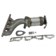 1AEEM00789-Exhaust Manifold with Catalytic Converter Assembly