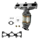 1AEEM00787-Exhaust Manifold & Gasket Kit Driver Side  Dorman 674-944