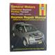 1AMNL00278-Chevy Equinox Pontiac Torrent Haynes Repair Manual