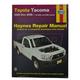 1AMNL00277-2005-09 Toyota Tacoma Haynes Repair Manual