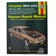 1AMNL00275-Haynes Repair Manual