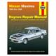 1AMNL00274-1985-92 Nissan Maxima Haynes Repair Manual