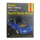 1AMNL00269-1990-97 Mazda Miata MX-5 Haynes Repair Manual