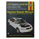 1AMNL00262-Audi A4 Volkswagen Passat Haynes Repair Manual