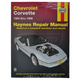 1AMNL00252-1984-96 Chevy Corvette Haynes Repair Manual