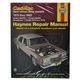1AMNL00250-Cadillac Haynes Repair Manual