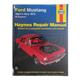 1AMNL00256-1964-73 Ford Mustang Haynes Repair Manual