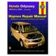 1AMNL00247-1999-04 Honda Odyssey Haynes Repair Manual