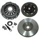1ATCK00141-2003-06 Infiniti G35 Nissan 350Z Clutch & Flywheel Kit