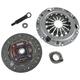 1ATCK00159-Kia Sephia Spectra Sportage Clutch Kit EXEDY KKI01