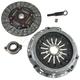1ATCK00166-2001-02 Nissan Pathfinder Clutch Kit  EXEDY KNS07