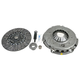 1ATCK00174-1985-88 Chevy Corvette Clutch Kit