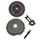 1ATCK00177-Ford Focus Clutch Kit with Slave Cylinder