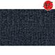 ZAICF01210-2000-06 Chevy Suburban 2500 Passenger Area Carpet 840-Navy Blue