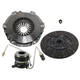 1ATCK00125-Jeep Clutch Kit with Slave Cylinder EXEDY 01035