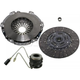 1ATCK00124-Jeep Clutch Kit with Slave Cylinder EXEDY 01034