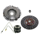 1ATCK00123-1993 Jeep Cherokee Wrangler Clutch Kit with Slave Cylinder