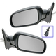 1AMRP00090-Volkswagen Golf Jetta Mirror Pair