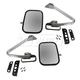 1AMRP00098-Ford Mirror Pair Chrome