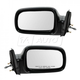 1AMRP00082-1989-91 Honda Civic Mirror Pair