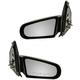 1AMRP00054-Saturn SL Sedan SW Wagon Mirror Pair