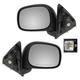 1AMRP00051-Dodge Mirror Pair