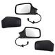 1AMRP00044-Volvo 850 S70 V70 Mirror Pair