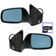 1AMRP00012-Volkswagen Golf Jetta Mirror Pair