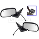 1AMRP00023-Mirror Pair Chrome Cap