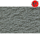 ZAICF01114-2002-05 Ford Explorer Passenger Area Carpet 1804-Silver