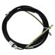 1ABRC00073-Parking Brake Cable Passenger Side Rear
