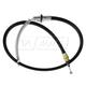 1ABRC00051-Parking Brake Cable