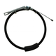 1ABRC00008-Ford Parking Brake Cable Rear Driver Side