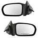 1AMRP00203-2001-05 Honda Civic Mirror Pair