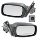 1AMRP00209-1995-97 Ford Contour Mercury Mystique Mirror Pair