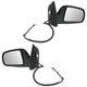 1AMRP00201-1998-03 Toyota Sienna Mirror Pair