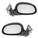1AMRP00228-1992-95 Honda Civic Mirror Pair
