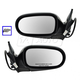 1AMRP00229-1993-97 Nissan Altima Mirror Pair
