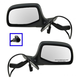 1AMRP00221-1993-96 Ford F150 Truck Mirror Pair