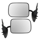 1AMRP00235-1994-97 Dodge Mirror Pair Black