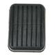 1ACLP00021-Hyundai Clutch or Brake Pedal Pad  Dorman 20743