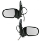 1AMRP00255-2000-06 Mazda MPV Mirror Pair
