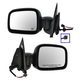 1AMRP00252-2002-07 Jeep Liberty Mirror Pair