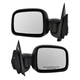 1AMRP00251-2002-07 Jeep Liberty Mirror Pair