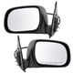 1AMRP00273-2005-11 Toyota Tacoma Mirror Pair