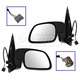 1AMRP00276-Ford Mirror Pair